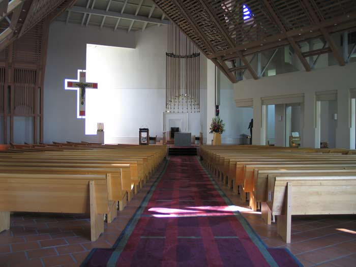 Church of the Nativity, Rancho Santa Fe CA